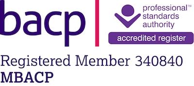 BACP registered member 340840